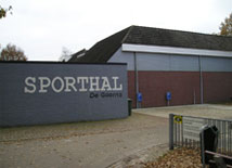 accommodatie vvgieten sporthal